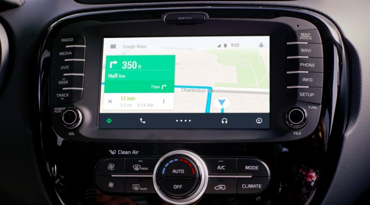 Android is expected to replace outdated software for many car entertainment systems.