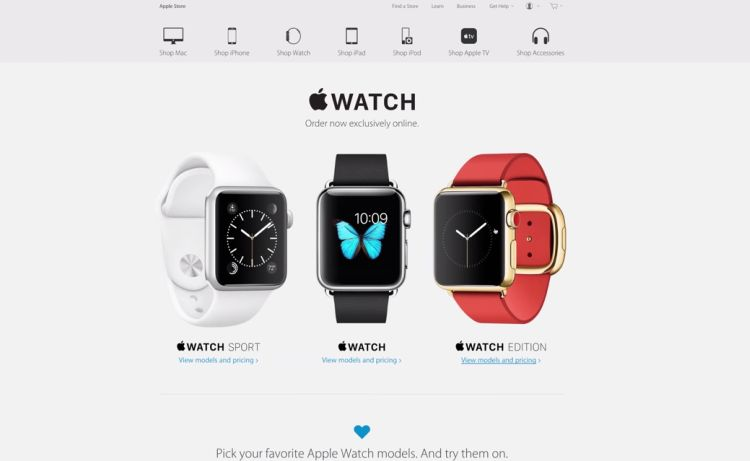 Apple-Watch-design-models