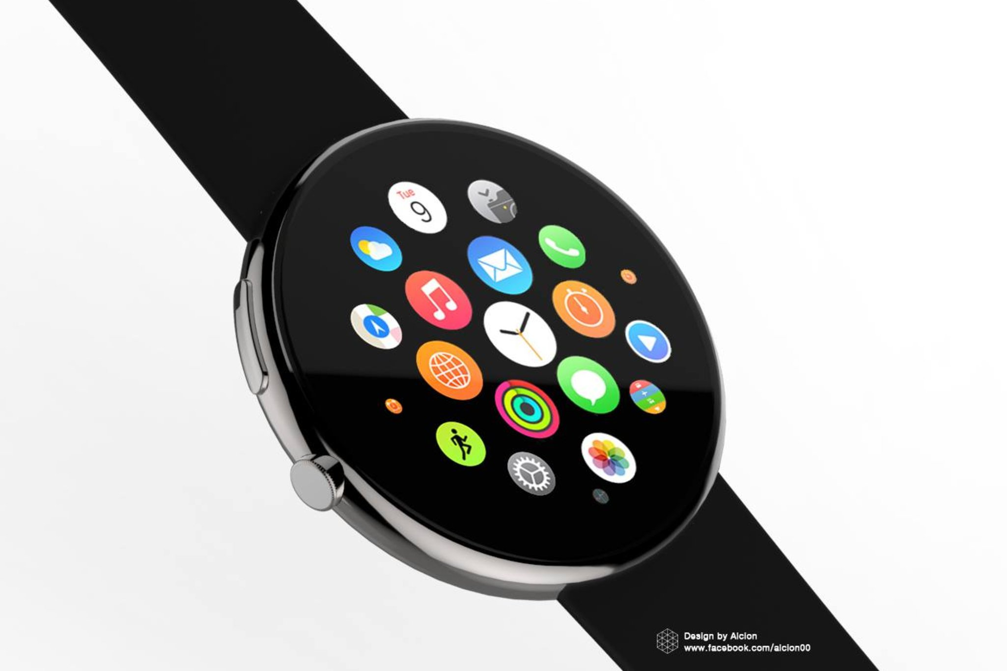 "Apple Watch ""Patent"""