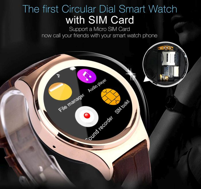 No1 S3 smart watch
