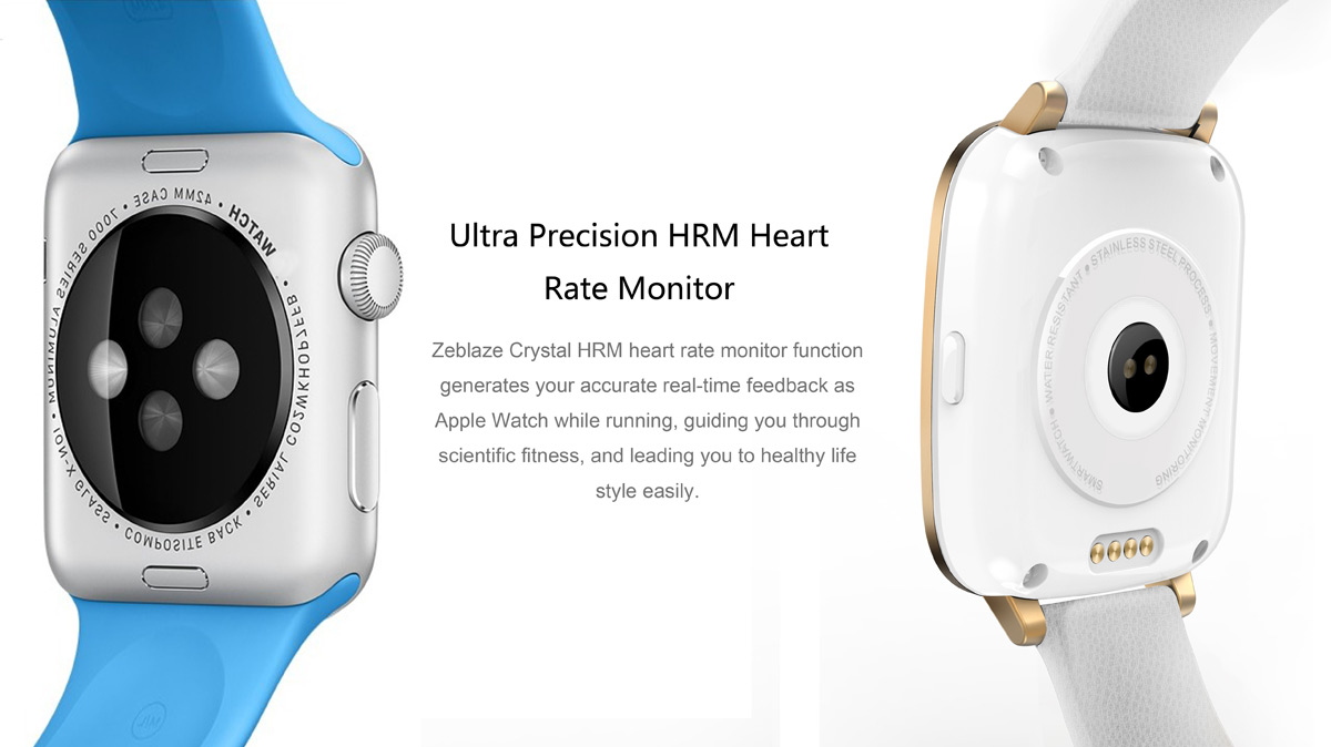 Precise-Heart-rate-monitor-smart-watch