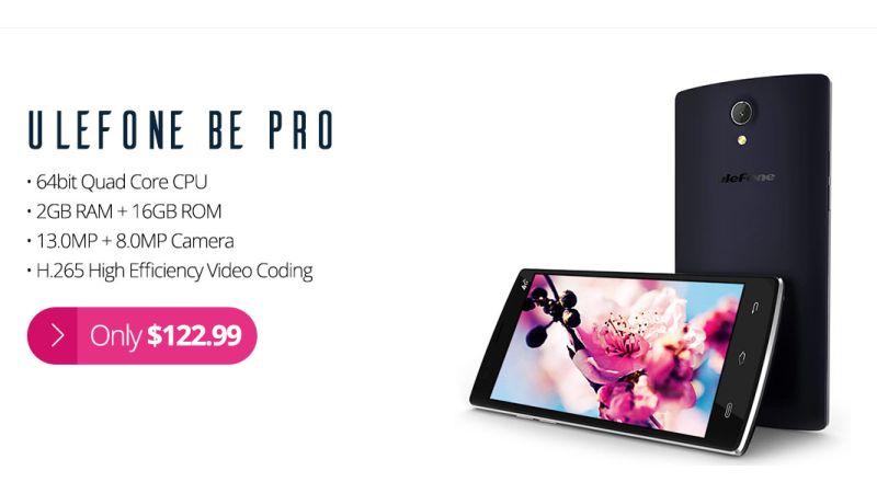 Ulefone-Be-Pro-sale