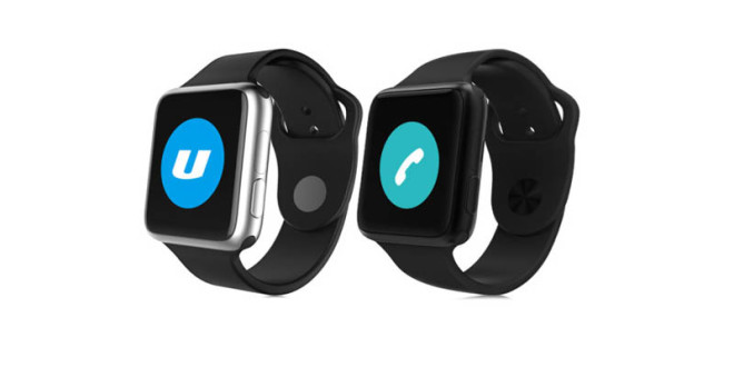 Ulefone uWear Bluetooth Smartwatch available for only $22 ...