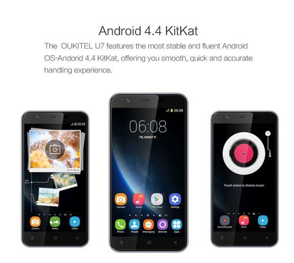 oukitel-U7-Android