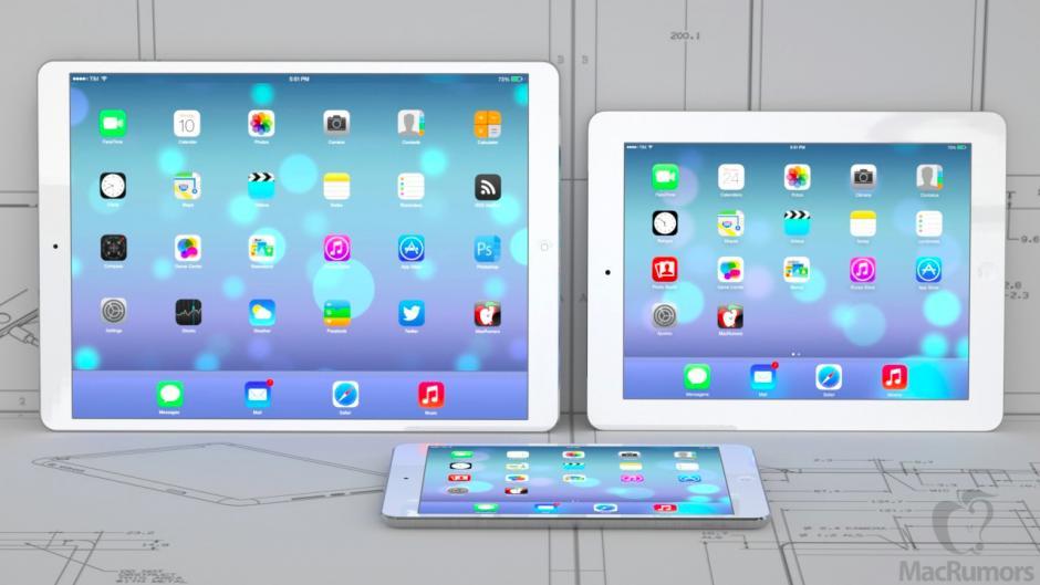 iPad Pro vs. iPad Air 2 specs comparison - Tech Gadget Central
