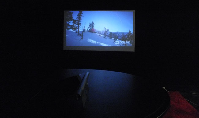 lenovo yoga tablet 2 pro projector