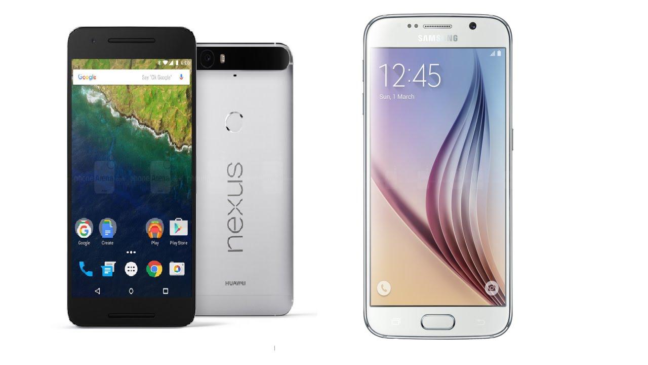 huawei 5x vs iphone 6