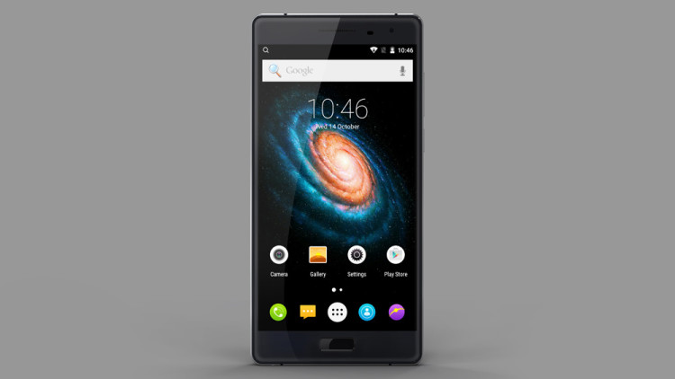 bluboo xtouch 4 front