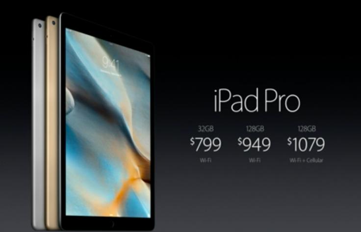 ipad-pro-release date