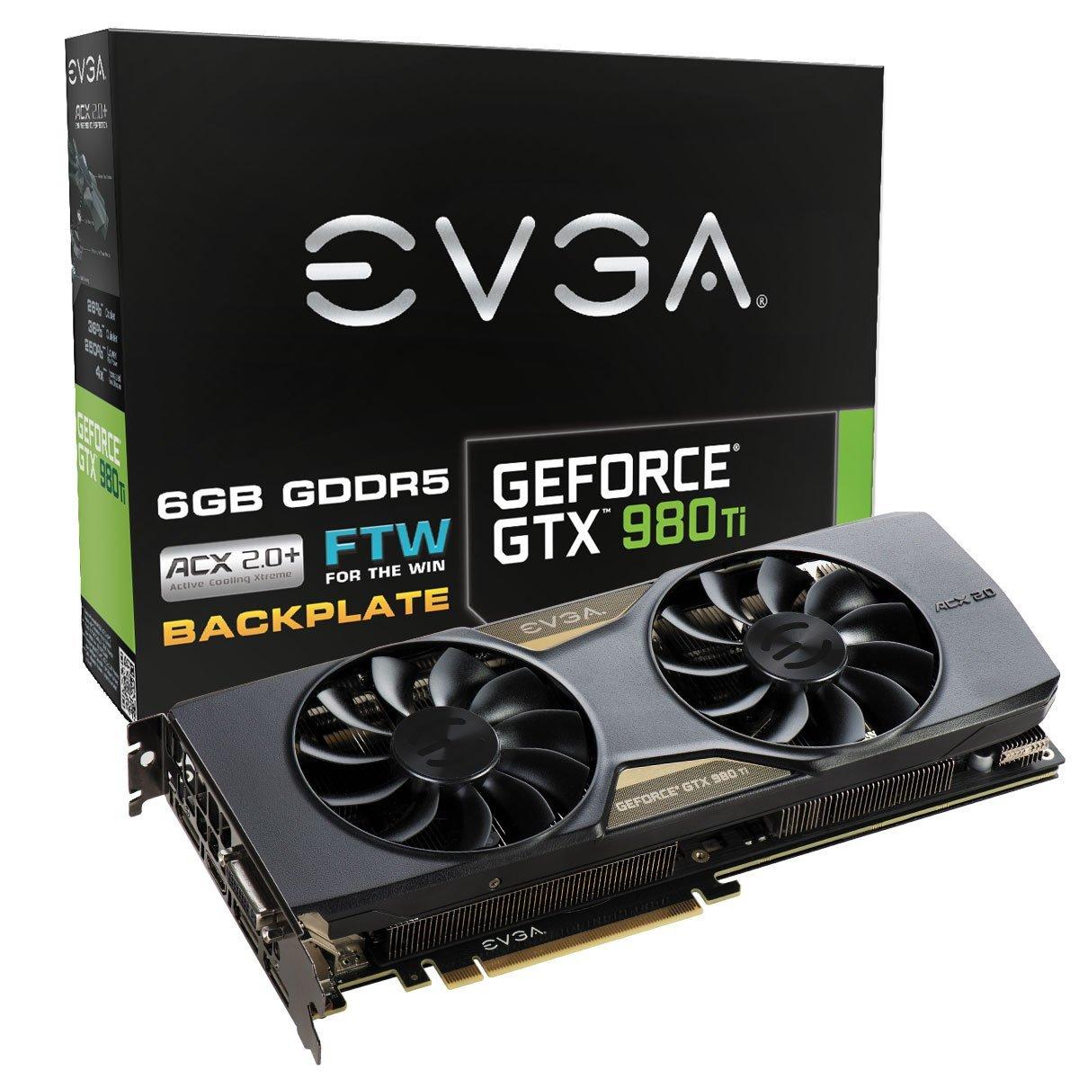 EVGA GeForce GTX 980 Ti