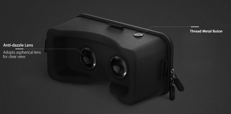 xioami vr virtual reality 3d glasses