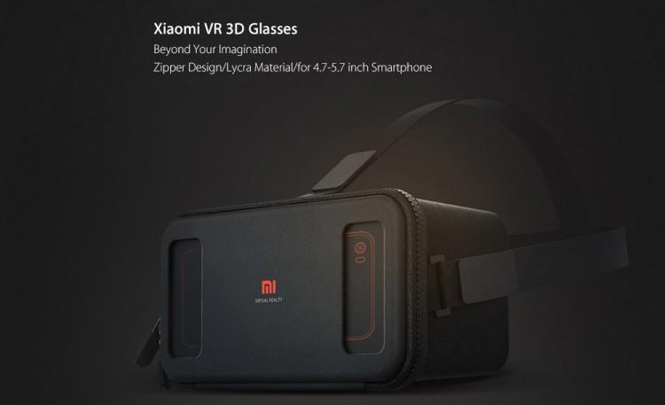 xiaomi vr 3d glasses