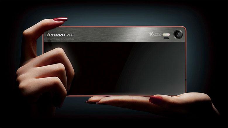 Lenovo Vibe Z3 Pro Camera Centered Smartphone