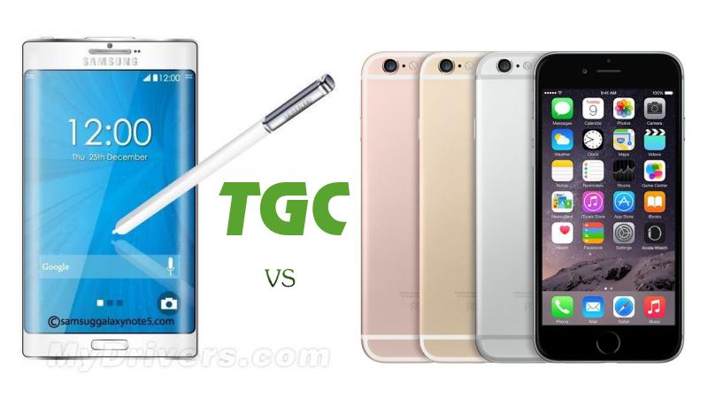 nexus 5 vs iphone 6 battery life