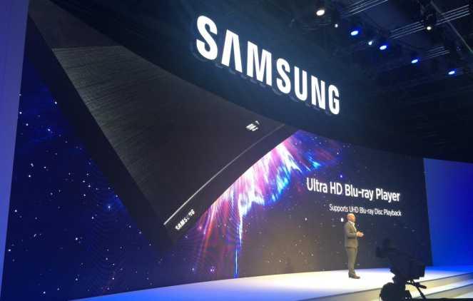 Samsung Blu-Ray 4K