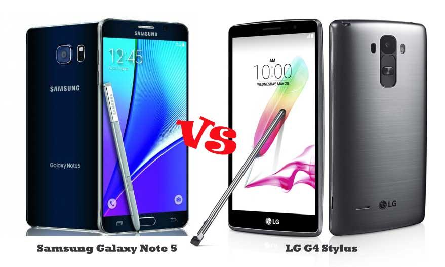 G4 Stylus Vs Note 5 A Stylus Duel Tech Gadget Central