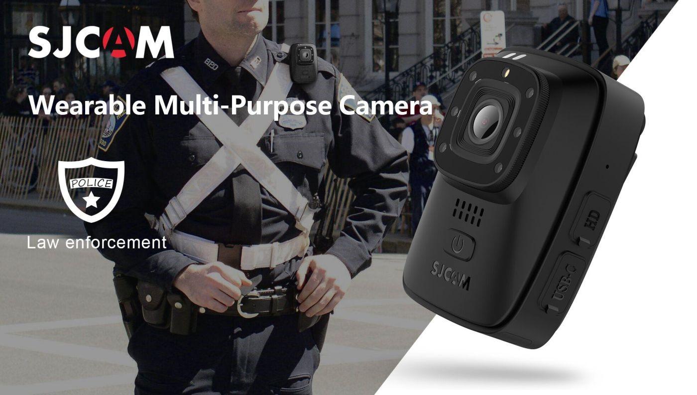 sjcam bodycam review